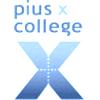 Logo Pius X-college